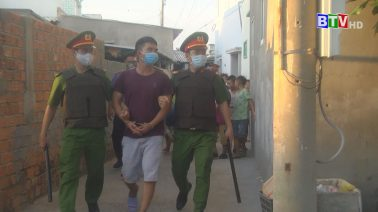 An ninh Bình Thuận 12-6-2021