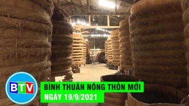 Bình Thuận nông thôn mới   19.9.2021